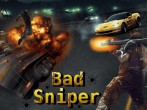 Download free Bad sniper - java game for mobile phone. Download Bad sniper