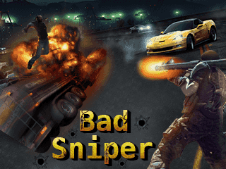 Download free mobile game: Bad sniper - download free games for mobile phone