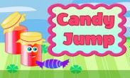 Download free mobile game: Candy jump - download free games for mobile phone