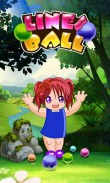 Download free mobile game: Lines ball - download free games for mobile phone