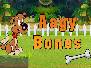 Download free mobile game: Aagy bones - download free games for mobile phone