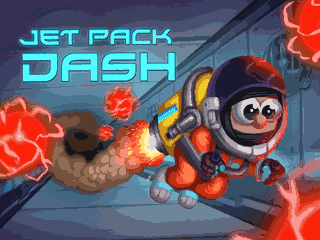 Download free mobile game: Jet pack dash - download free games for mobile phone
