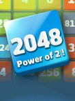 Download free mobile game: 2048: Power of 2 - download free games for mobile phone