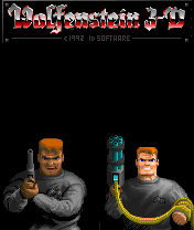 Download free mobile game: Wolfenstein 3D - download free games for mobile phone