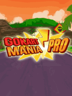 Download free mobile game: Go kart mania pro - download free games for mobile phone