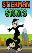 In addition to the  game for your phone, you can download Stickman stunts for free.