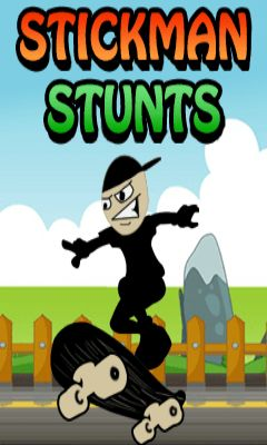 Download free mobile game: Stickman stunts - download free games for mobile phone
