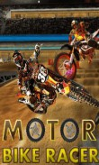 In addition to the  game for your phone, you can download Motor bike racer for free.
