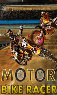 Download free mobile game: Motor bike racer - download free games for mobile phone