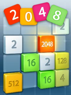 Download free mobile game: The 2048 - download free games for mobile phone