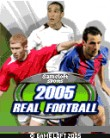 Download free mobile game: Real Football 2005 - download free games for mobile phone
