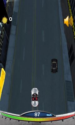 Turbo Night Racing Asha 306 Java Game 1