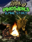 Download free Age of dinosaurs: Alpine story - java game for mobile phone. Download Age of dinosaurs: Alpine story