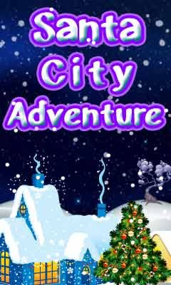 Download free mobile game: Santa city adventure - download free games for mobile phone