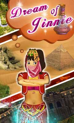Download free mobile game: Dream of Jinnie - download free games for mobile phone