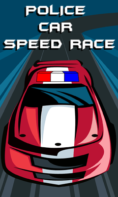 Download free mobile game: Police car: Speed race - download free games for mobile phone