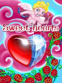 Download free mobile game: Sweet hearts - download free games for mobile phone