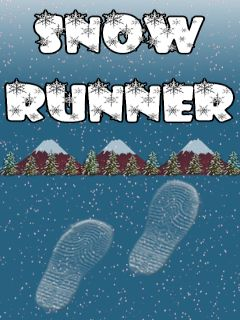Download free mobile game: Snow runner - download free games for mobile phone