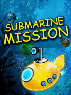 Download free mobile game: Submarine mission - download free games for mobile phone