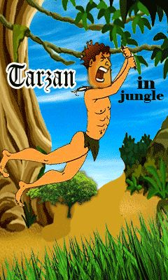 Download free mobile game: Tarzan in jungle - download free games for mobile phone