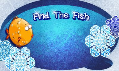 Download free mobile game: Find the fish - download free games for mobile phone