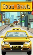 Download free mobile game: Taxi rush - download free games for mobile phone