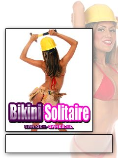 Download free mobile game: Bikini solitaire - download free games for mobile phone