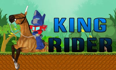 Download free mobile game: King rider - download free games for mobile phone