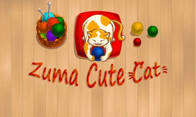 Download free mobile game: Zuma: Cute cat - download free games for mobile phone