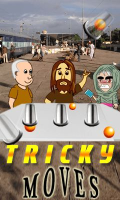 Download free mobile game: Tricky moves - download free games for mobile phone