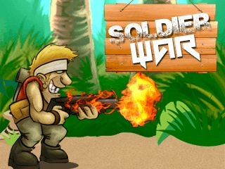 Download free mobile game: Soldier war - download free games for mobile phone