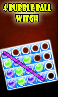 Download free mobile game: 4 bubble: Ball witch - download free games for mobile phone