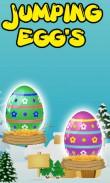 Download free mobile game: Jumping egg