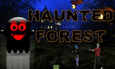 Download free mobile game: Haunted forest - download free games for mobile phone