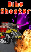 Download free mobile game: Bike shooter - download free games for mobile phone