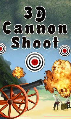 Download free mobile game: 3D cannon shoot - download free games for mobile phone