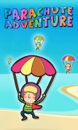 In addition to the  game for your phone, you can download Parachute adventure for free.