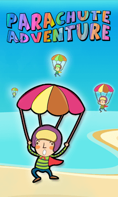 Download free mobile game: Parachute adventure - download free games for mobile phone