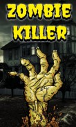Download free mobile game: Zombie killer - download free games for mobile phone