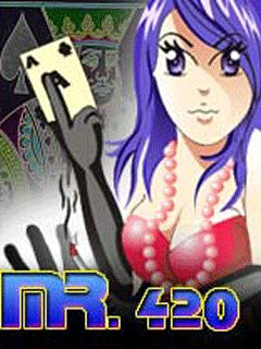 Download free mobile game: Mr. 420 - download free games for mobile phone