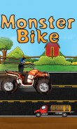 In addition to the  game for your phone, you can download Monster bike for free.