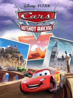 Download free mobile game: Cars: Hotshot racing - download free games for mobile phone