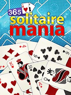 Download free mobile game: 365 solitaire mania - download free games for mobile phone