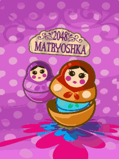 Download free mobile game: 2048 matryoshka - download free games for mobile phone