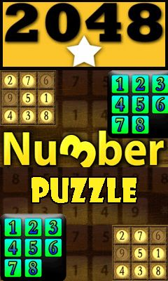 Download free mobile game: 2048: Number puzzle - download free games for mobile phone