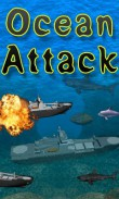 Download free Ocean attack - java game for mobile phone. Download Ocean attack