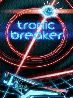 Download free mobile game: Tronic breaker - download free games for mobile phone