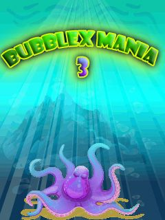 Download free mobile game: Bubblex mania 3 - download free games for mobile phone
