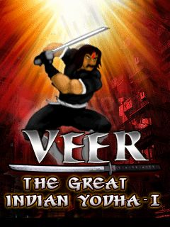 Download free mobile game: Veer: The great indian yodha 1 - download free games for mobile phone