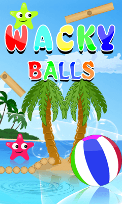 Download free mobile game: Wacky balls - download free games for mobile phone